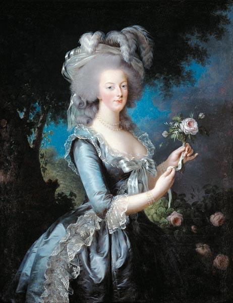 María Antonieta y la Revolución Francesa