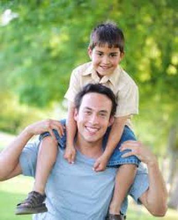 padre e hijo mas común