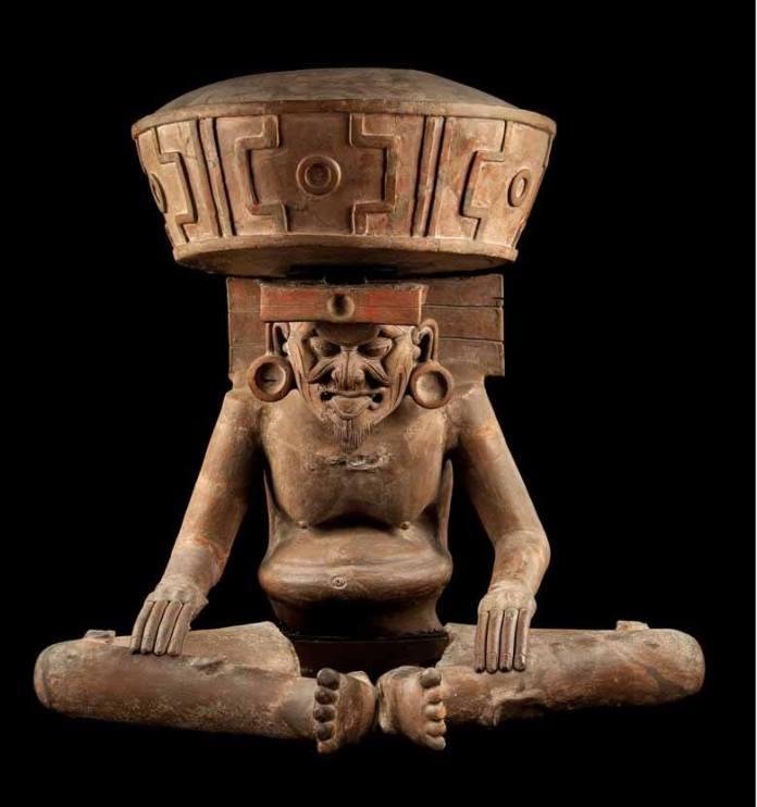 huehueteotl dios azteca