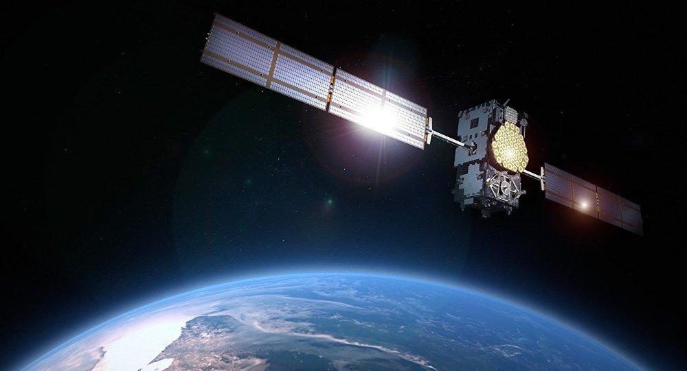 satélites telecomunicaciones