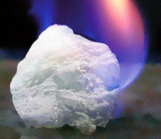 hidratos de gas como fuente energética