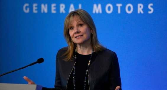 presidenta de general motors