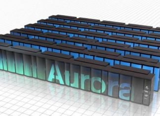 supercomputadora aurora