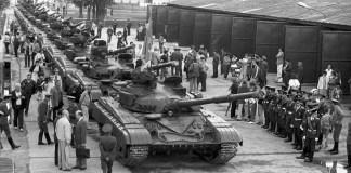 intervenciones de la Unión Soviética