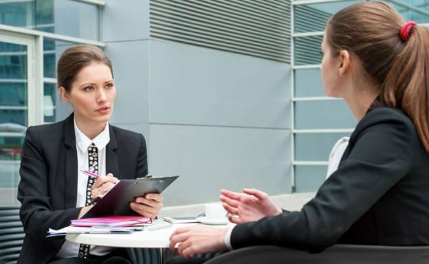 errores en entrevistas de trabajo