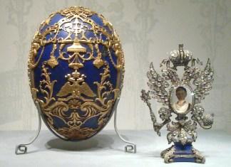 Huevo Fabergé