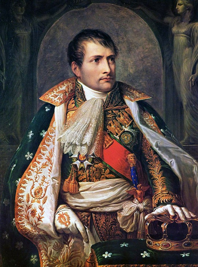 Napoleón de Andrea Appiani.