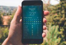 descargar apps del clima