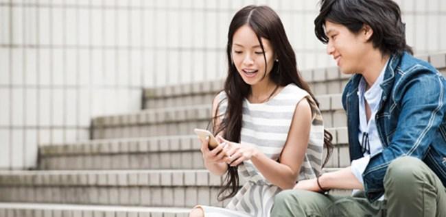 japoneses conversando