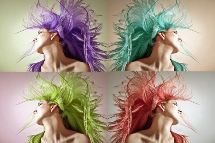 cambiar el color de tu cabello