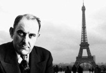 estafa de torre Eiffel