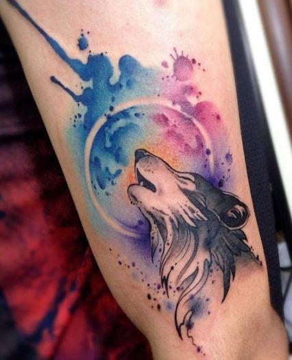 Tatuajes coloridos 15