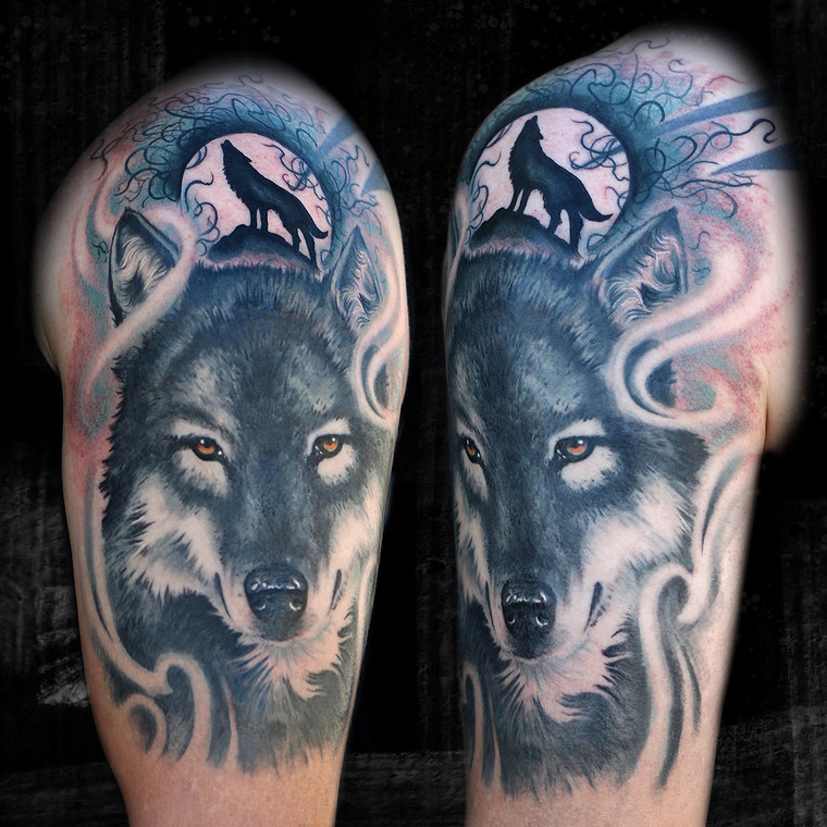 Tatuajes coloridos 29