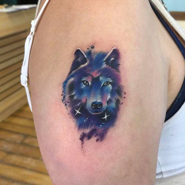 Tatuajes coloridos 33
