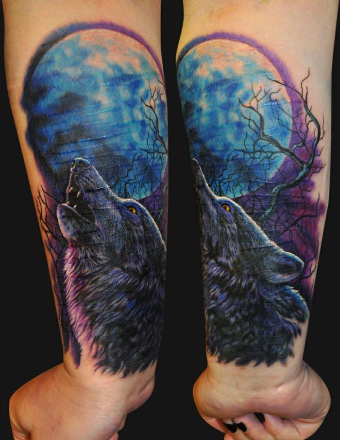 Tatuajes coloridos 38