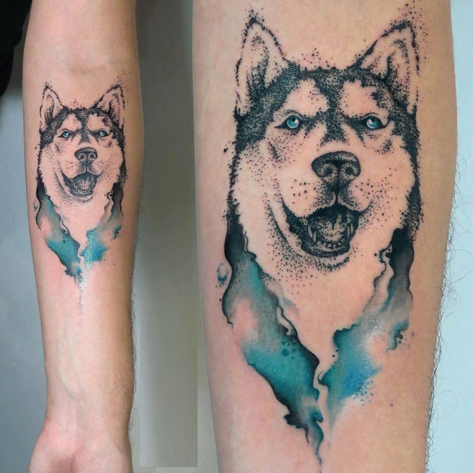 Tatuajes coloridos 4