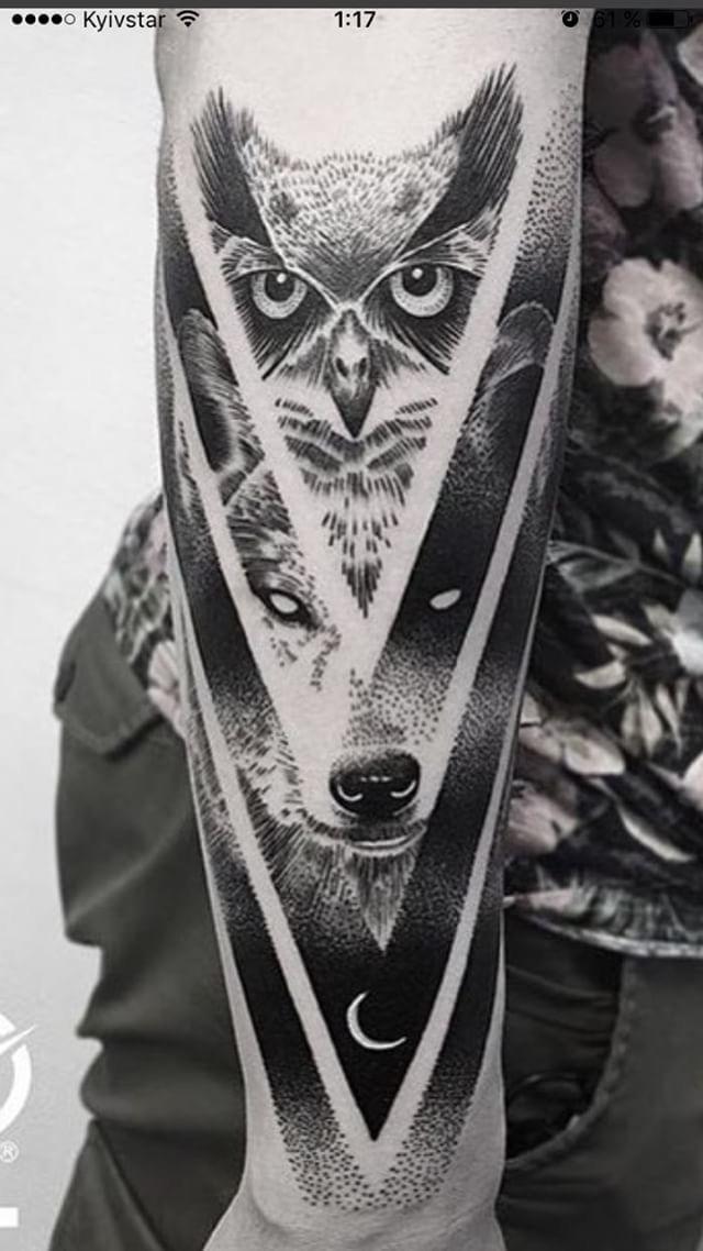Tatuajes mixtos 1