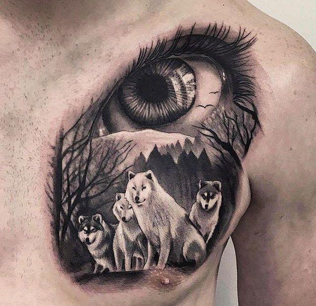 Tatuajes mixtos 3