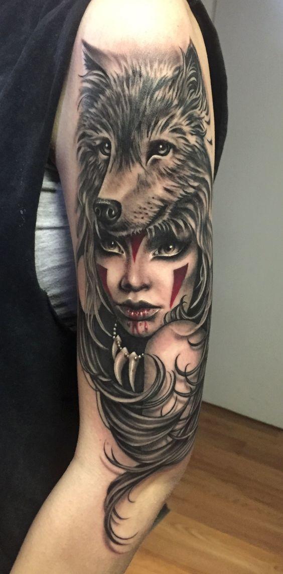 Tatuajes mixtos 5