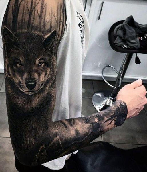 Tatuajes mixtos 9