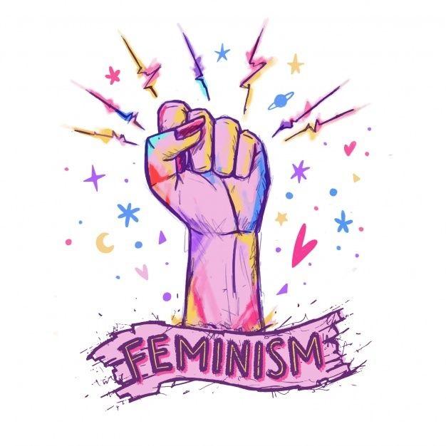 Feminismo aesthetic