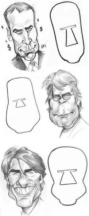 Garabato caricaturezco 4