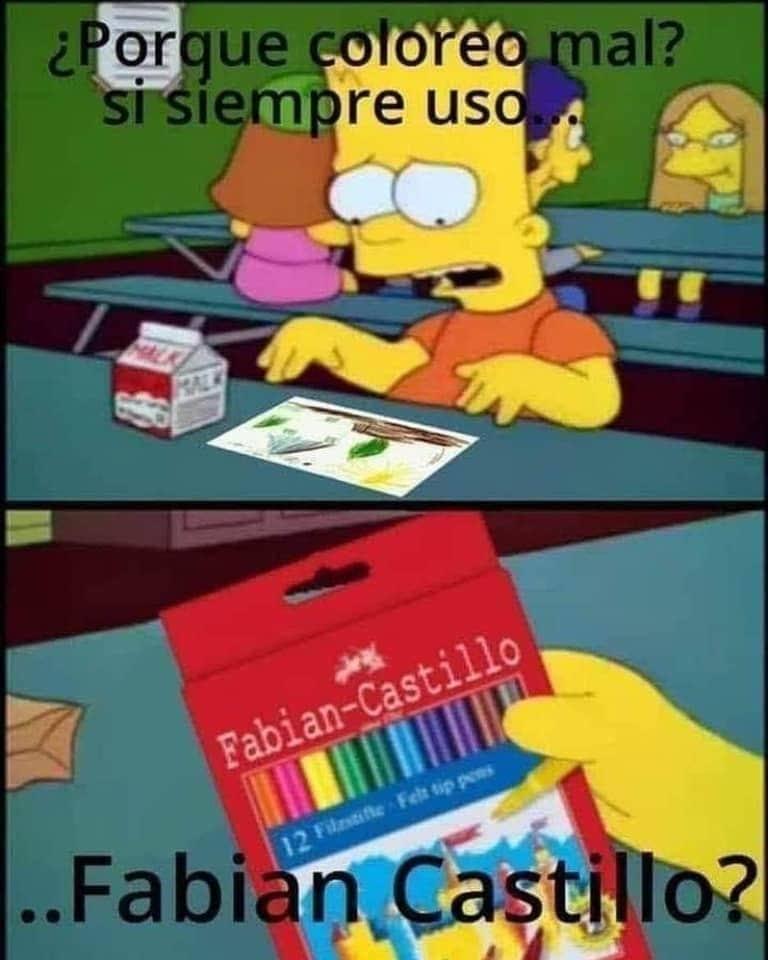 meme de los simpson 3