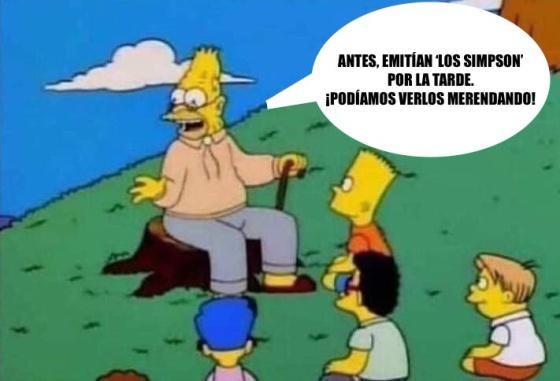 meme de los simpson 8