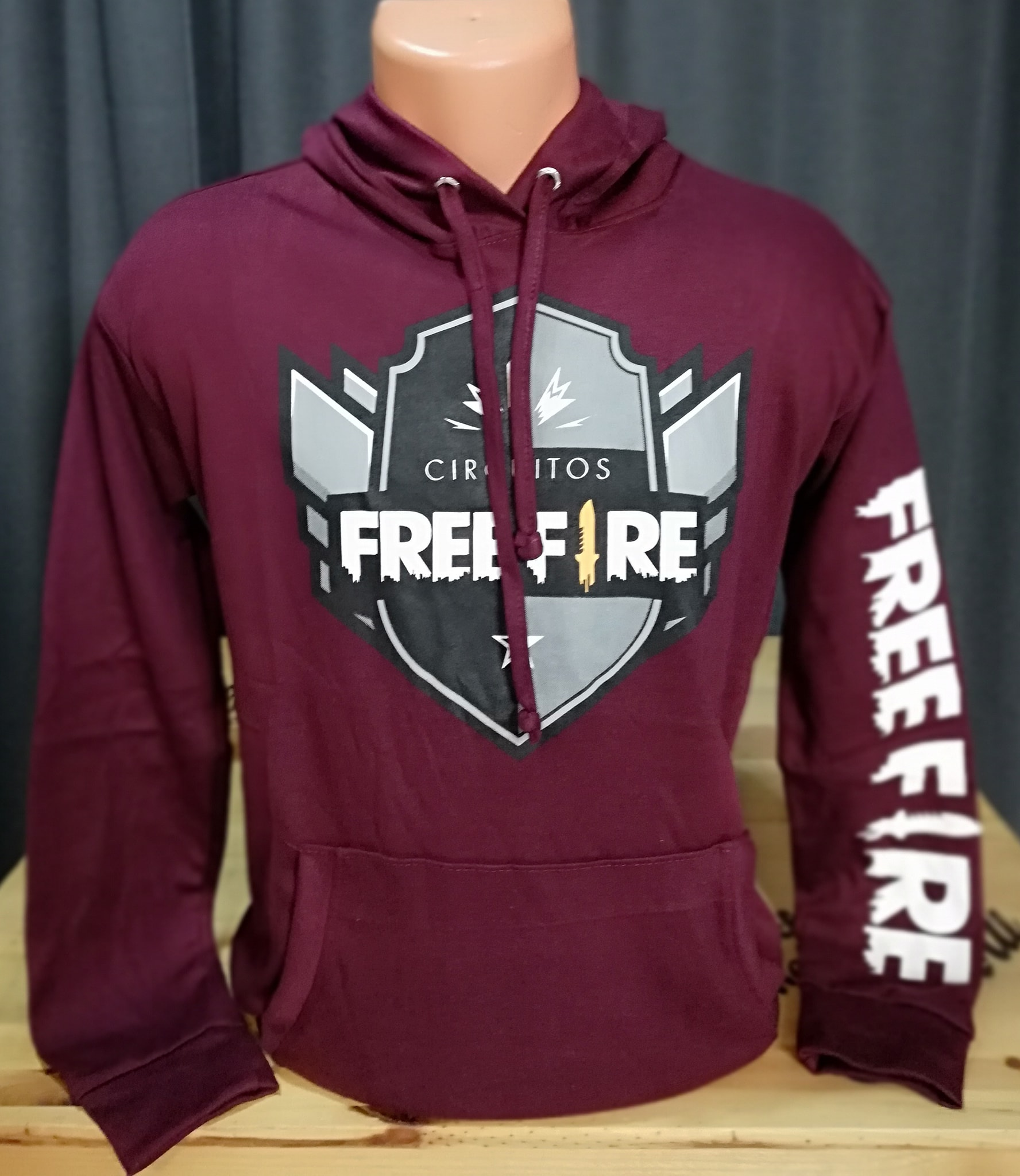 free fire ropa 19