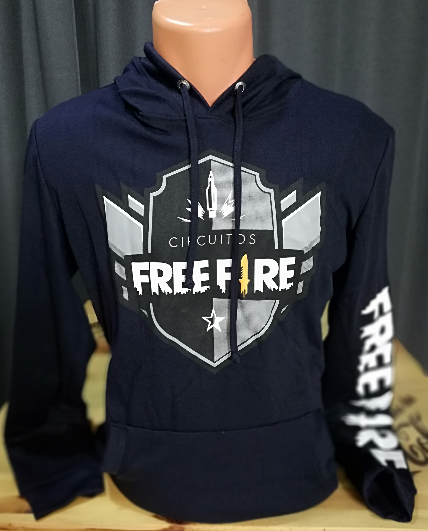 free fire ropa 22