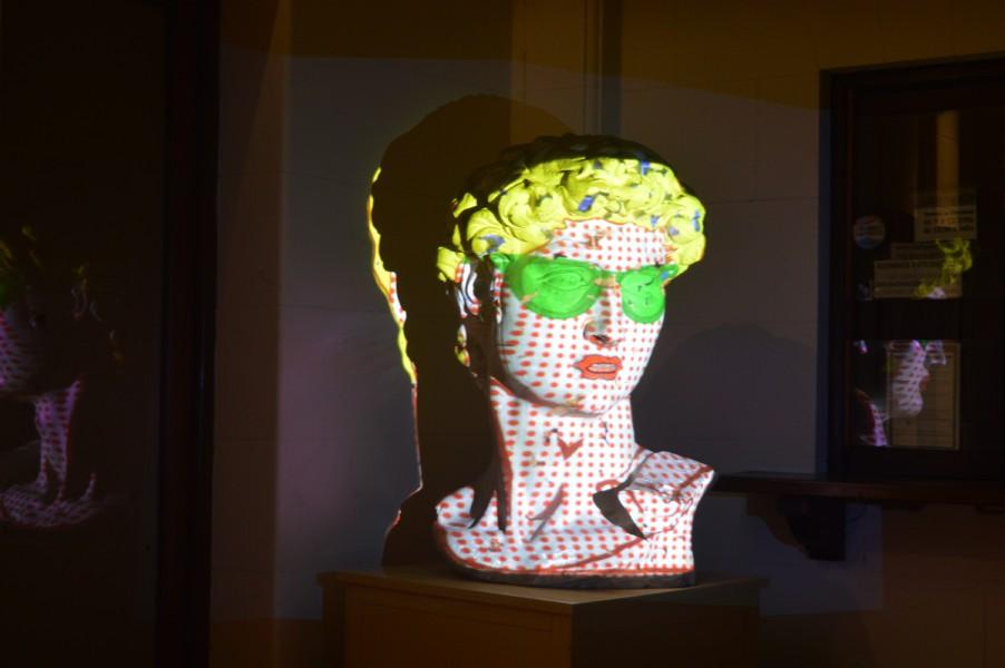 pop art escultura 26
