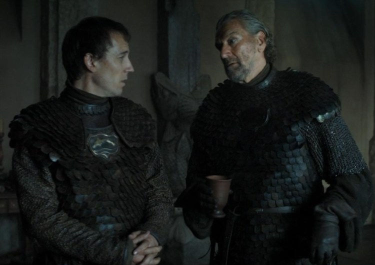 Edmure Tully e Brynder Tully, Game of Thrones