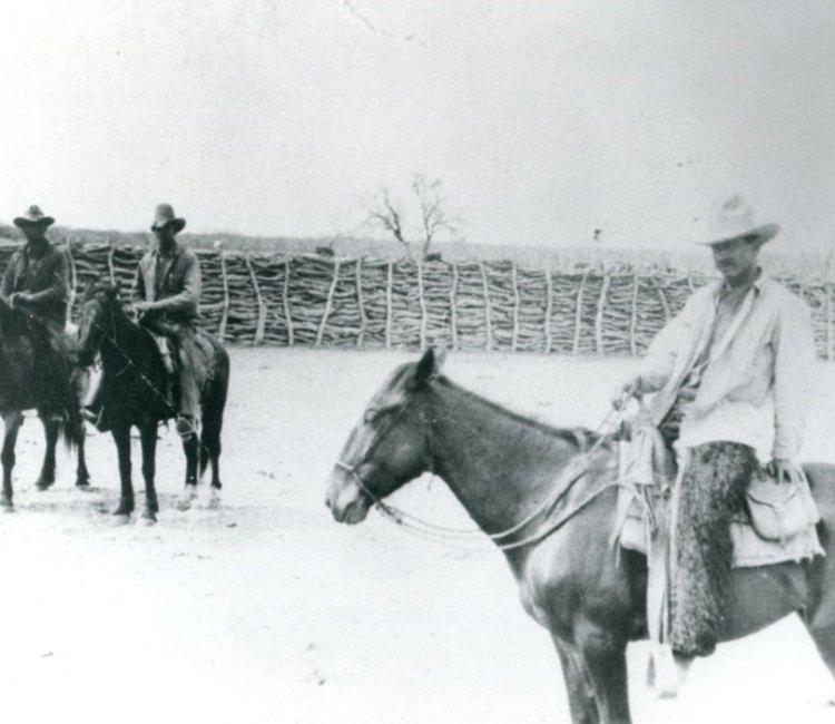 Proctor Box Canyon Ranch 1900s