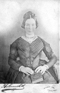 Lucinda T Norris Proctor before 1858