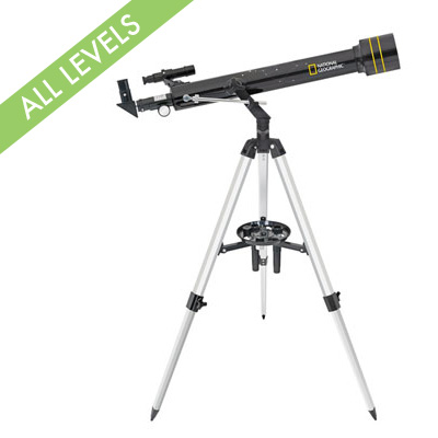 National Geographic AZ 60-700 Refractor Telescope