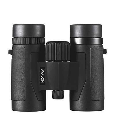 Avalon 8x32 Mini HD Binoculars BLACK