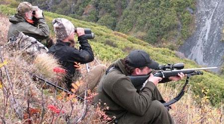 hunting binoculars image