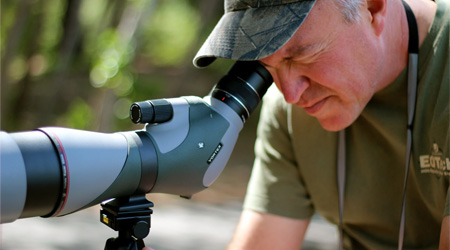 Vortex Angled Spotting Scope