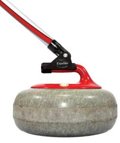 Curling Sticks and Delivery Devices