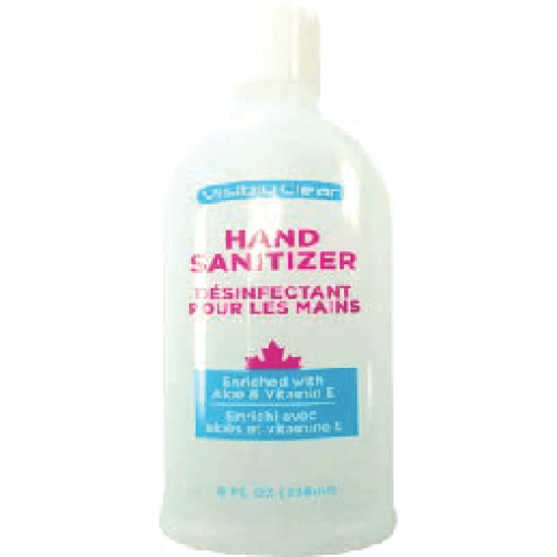 Visibly Clean Hand Sanitizer 236ml