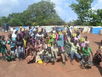 In furtherance of its campaign against child labour and child sexual exploitation, Jose Foundation extended love to the settlement of the Internally Displaced Persons in Durumi, Abuja. The visit also served as a fact finding mission for its planned workshop on child sexual exploitation slated for August. Reports