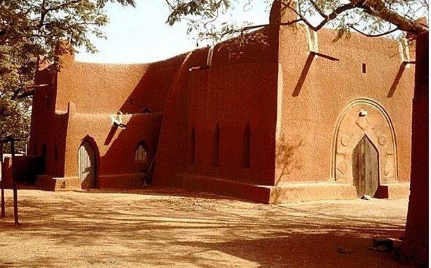 St Bartholomew Church is the first church in northern Nigeria, and it was built in 1929.