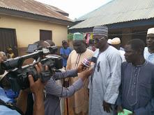 Sallah celebration ;Kaduna church extends charity to over 1000 IDPs,Destitues & poor Muslims,