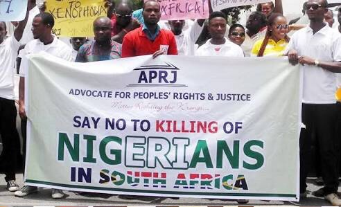 Uneasy Calm in J'Borg as another Nigerian is Killed by South African Police