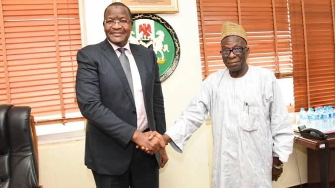 Chairman Nigerian National Merit Award Visits Danbatta
