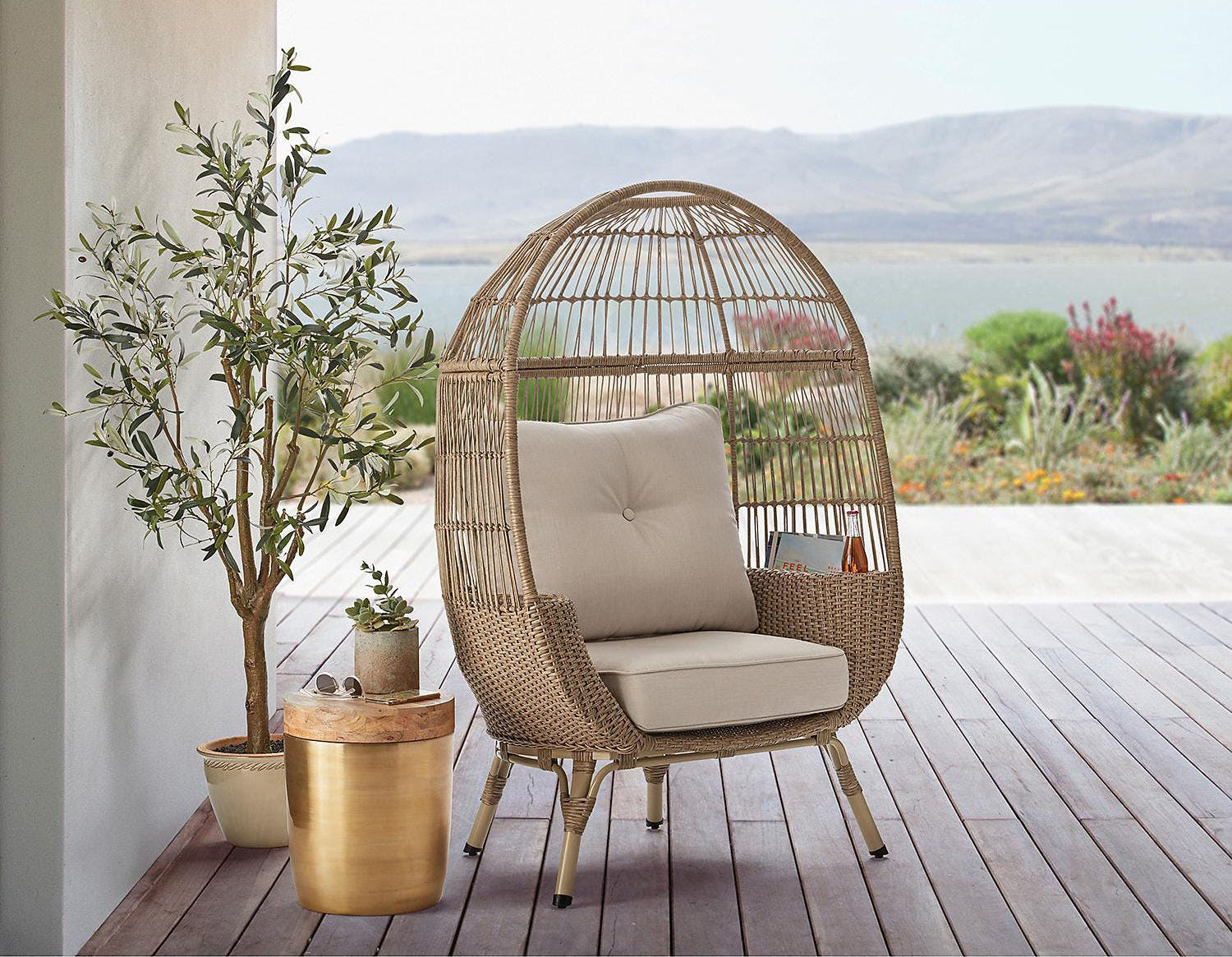 15 patio egg chairs you ll want to buy