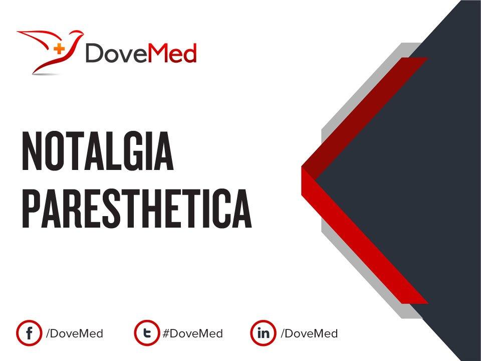 Notalgia Paresthetica Causes