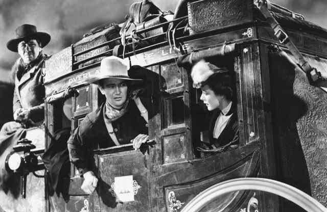 Stagecoach (1939) - Turner Classic Movies