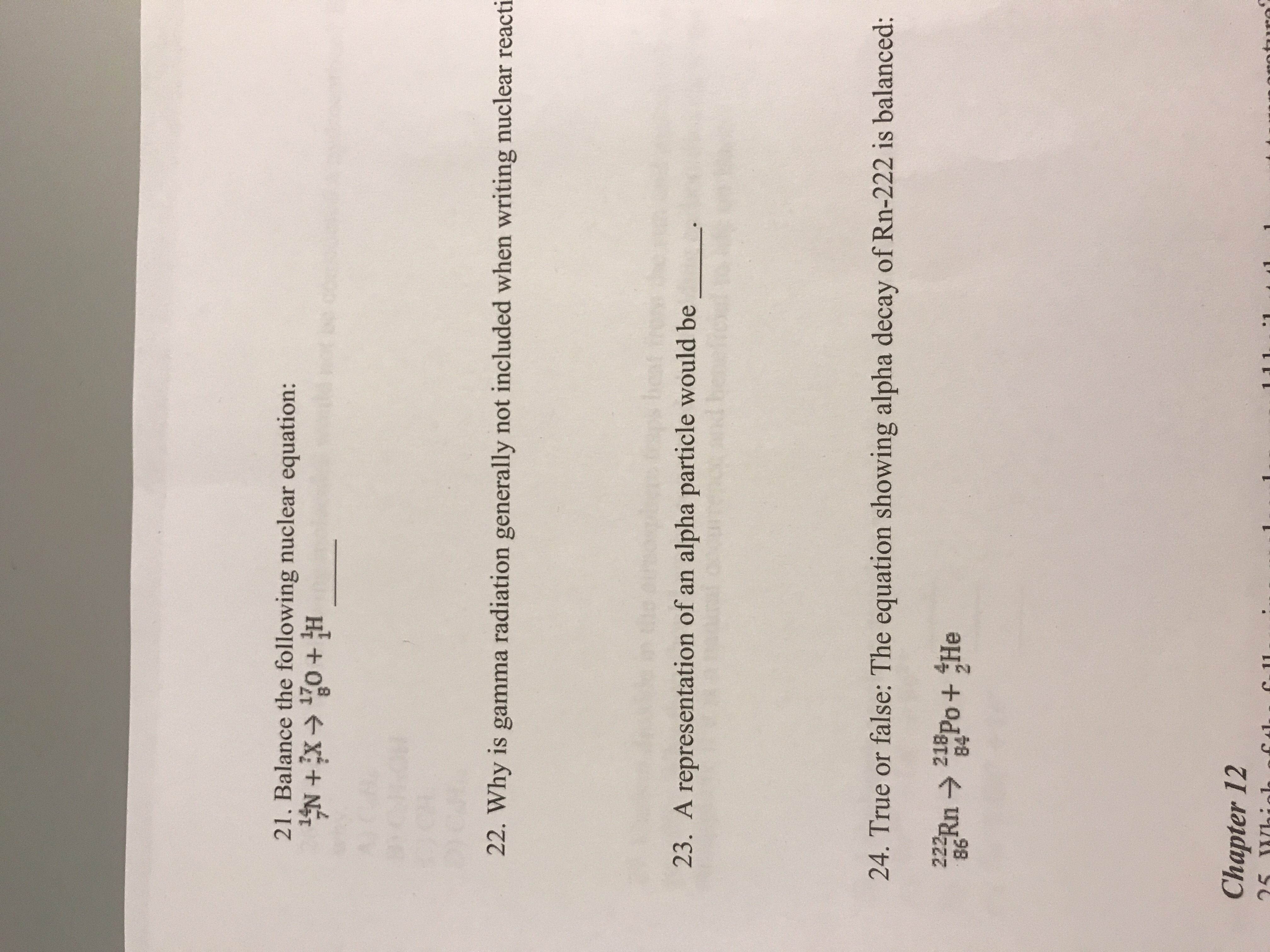 Answered True Or False The Equation Showing
