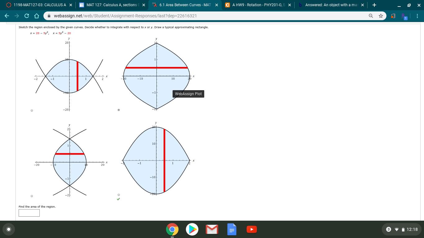 Answered O Mat127 03 Calculusa Xa Hw9